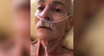 Yaşlı Adam Son Nefeste Müslüman Oldu! (Video)