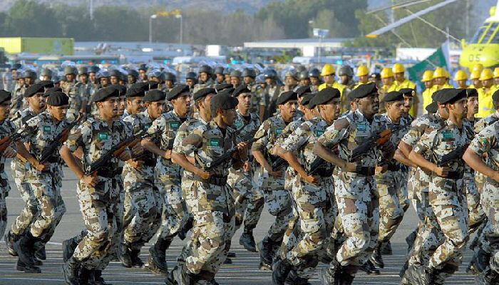 Suud'da Askeri Harcamalar Arttı