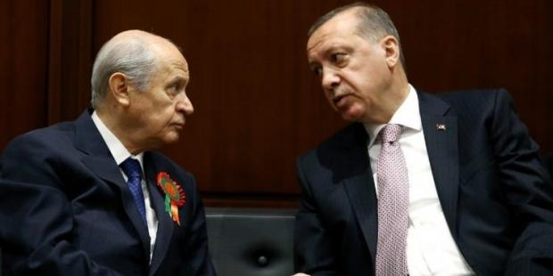 Devlet Bahçeli'nin çağrısı Üzerine İYİ Parti'den 19 Kişi İstifa Etti