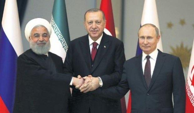 Üçlü Zirve Ankara'da Buluşuyor: Gündem Suriye