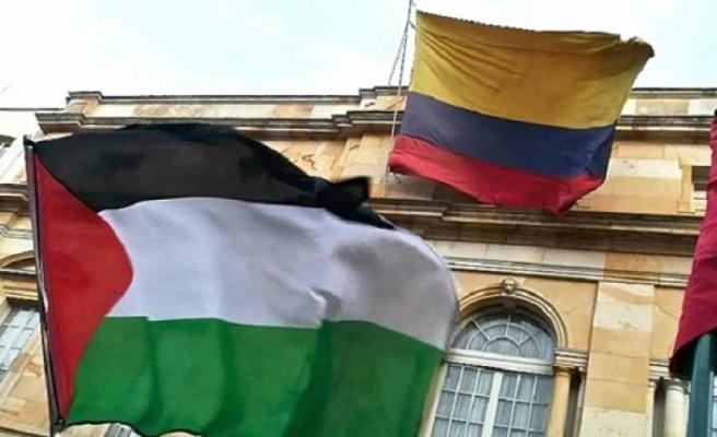 Kolombiya  Filistin Kararından Vazgeçmeyecek