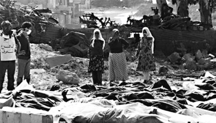 Hamas'dan Sabra ve Şatilla  Katliamı Açıklaması