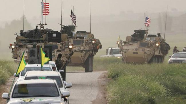 ABD'den PKK'ya Tam Destek !