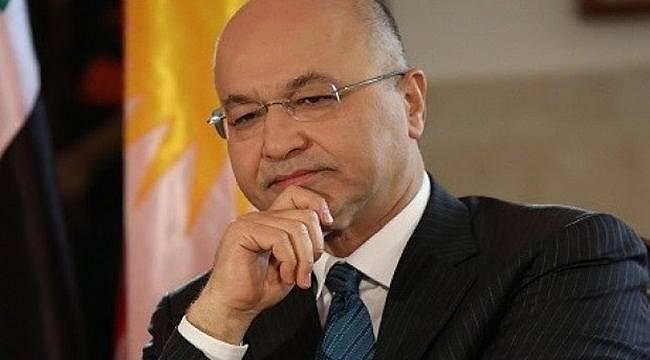 """""""Irak Cumhurbaşkanı Şam'a Gitmeyecek"""""""