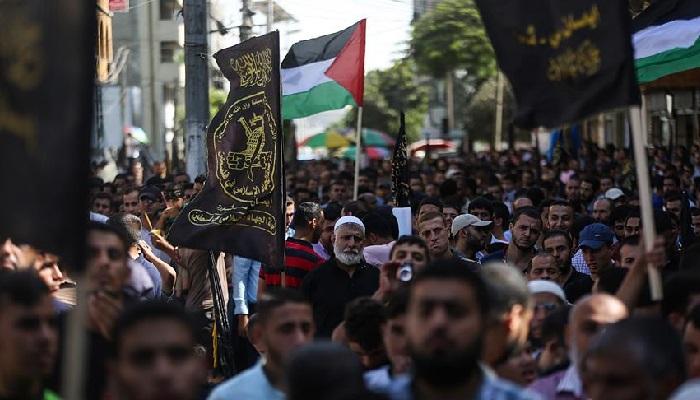 Kudüs Seriyyeleri  Gazze'de Askeri Geçit Töreni Düzenledi