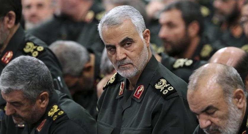 Hamas:  Kasım Süleymani  Gazze'ye Yardım Etti
