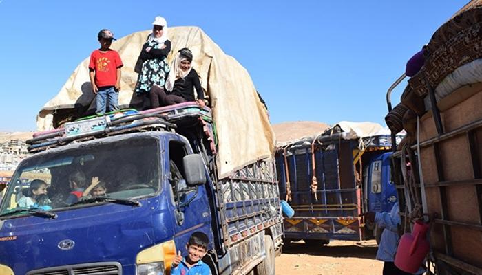 Suriye'ye dönen Sığınmacı Sayısı 87 bini Geçti