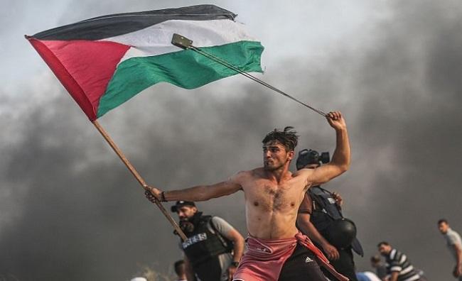 O Filistinli Genci Vurdular
