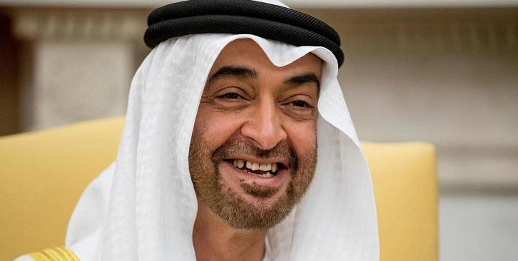 Prens Bin Zayed'e Fransa'da Suç Duyurusu