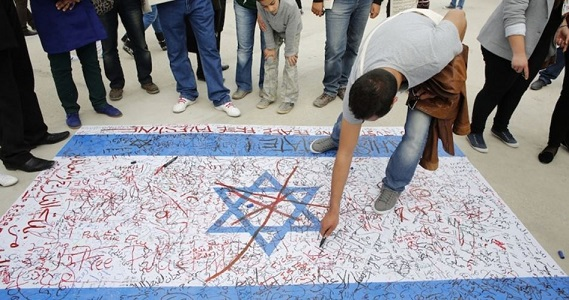 TIPH Yerine Filistinli Aktivistler...