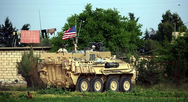 ABD, Danimarka'dan Suriye'de YPG'lileri Eğitmesini İstiyor