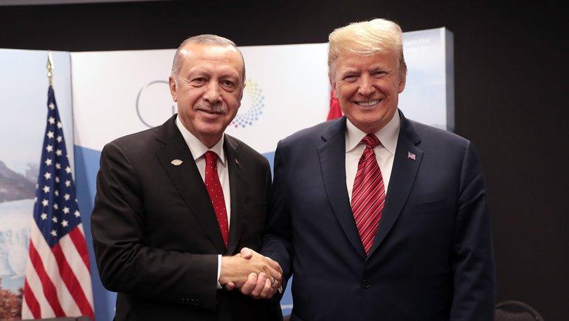 ABD'ye Erdoğan'danTepki
