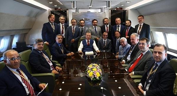 Erdoğan'ın G20 Dönüşü Basın Açıklaması