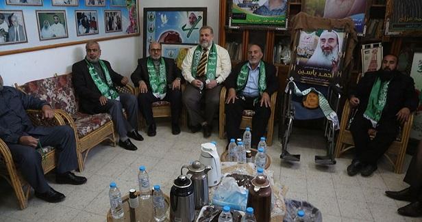Hamas'ın Kuruluş Yıldönümü; Şeyh Ahmed Yasin (FOTO)