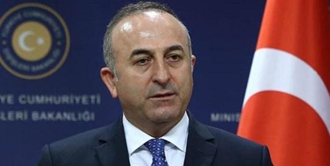 Çavuşoğlu: Bizim Atatürk ve İlkeleriyle Problemimiz Yok