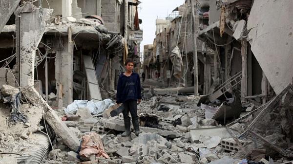Suriye'de  56 Sivil Öldürüldü