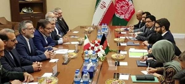 Tahran-Taliban Görüşmesi