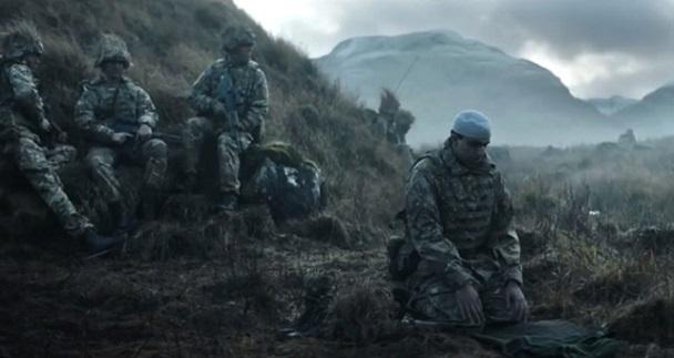 Müslüman Katili İngilizler Müslüman Asker Arıyor