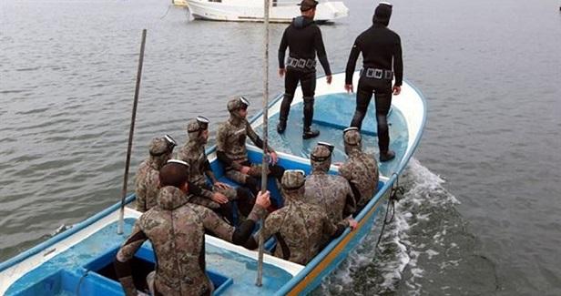 Gazzeliler Mısırlı 6 Balıkçıyı Kurtardı