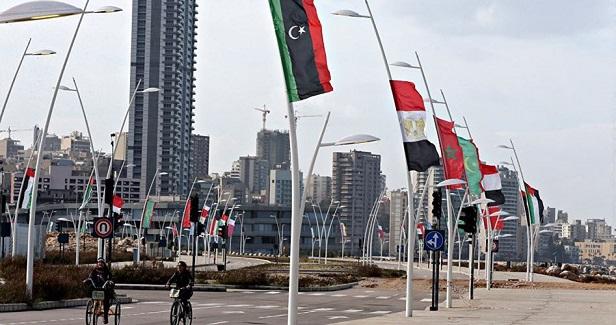 Arap Birliği Tiyatrosu Toplandı !