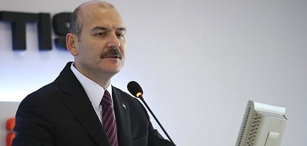 Süleyman Soylu'ya Berat Albayrak Sorusu