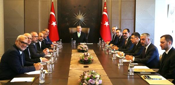 Erdoğan: Yeni Bir Seferberlik Başlatıyoruz