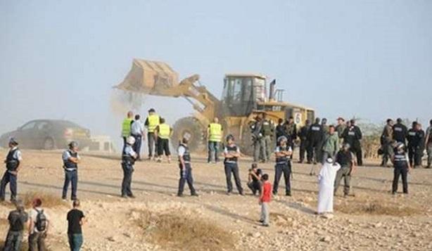 Siyonistler Filistinli Ailenin Evini Boşaltmasını İstedi