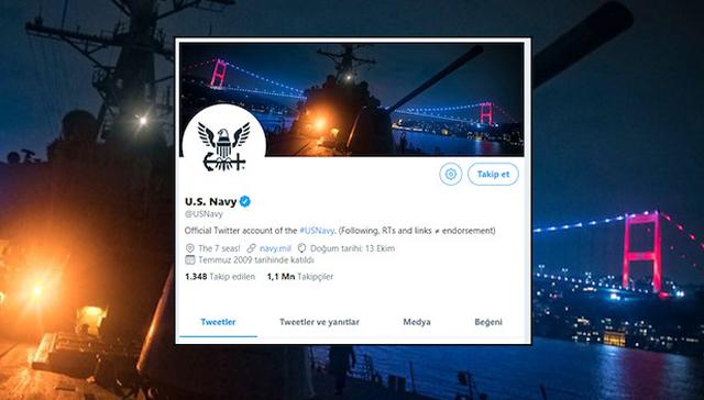 ABD Deniz Kuvvetlerinden  Darbe Tehdidi  (FOTO)