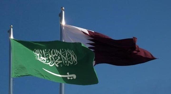 Katar'dan  Suud'a Zeytin Dalı