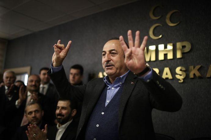 Çavuşoğlu: Müttefiklerimiz S-400 aldıktan Sonra Rahatsız Olmaya Başladı