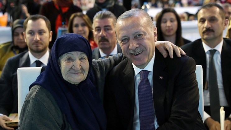 Erdoğan: Aile Yapımız Saldırı Altında