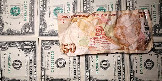 Dolar Resmen Fırladı