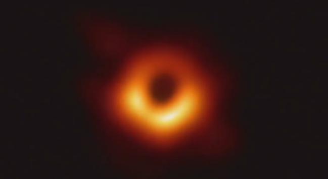 Kara Delik İlk Kez Fotoğraflandı