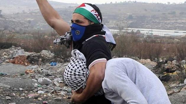Siyonist Ajanlar Filistinli Genci Kaçırdı