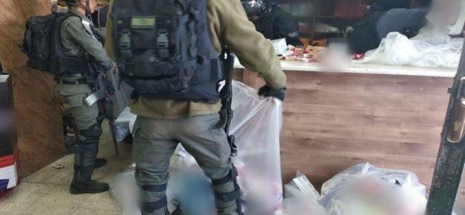 Hırsız Siyonist Askerler