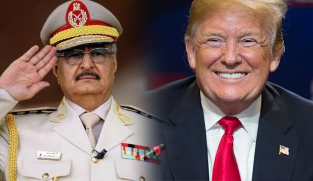 Libya'daki Olayların Arkasından  ABD Çıktı