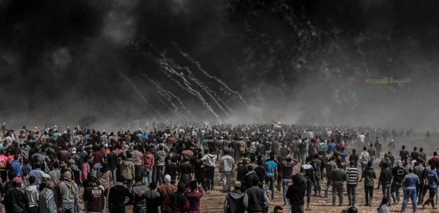 İsrail Askerleri Filistinli İşçilere Ateş Açtı