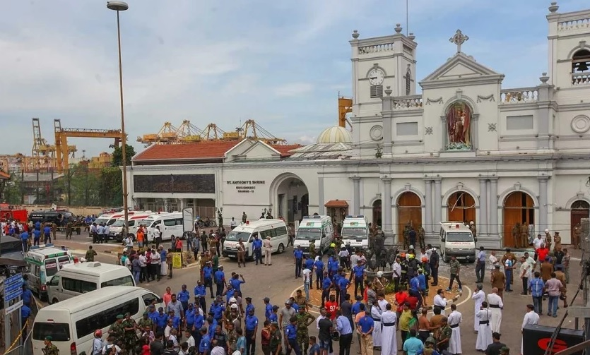 Sri Lanka'da İnterpol Devrede