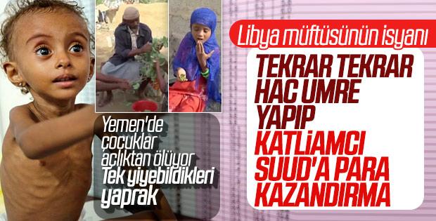Libya Müftüsünden Müslümanlara Çağrı