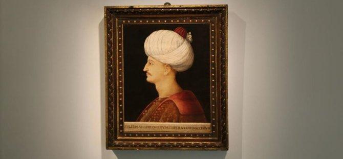 Kanuni Sultan Süleyman portresi Londra'da Satıldı; 5,323,500 £