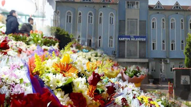 1 yılda 8 Milyon 677 bin Liralık Çiçek Alındı İddiası