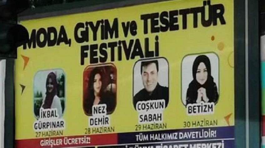 Kayseri Belediyesi: Moda Tesettür Festivali  Düzenliyor !