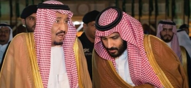 WSJ: Veliaht Prens İsrail'le Anlaşmayı Kral'dan Gizledi!