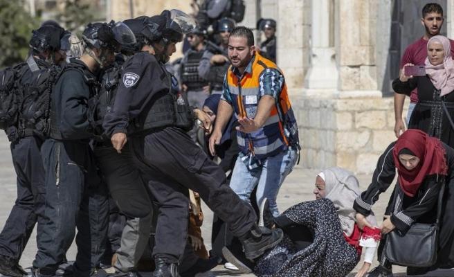 İsrail  Zulmü Sürüyor