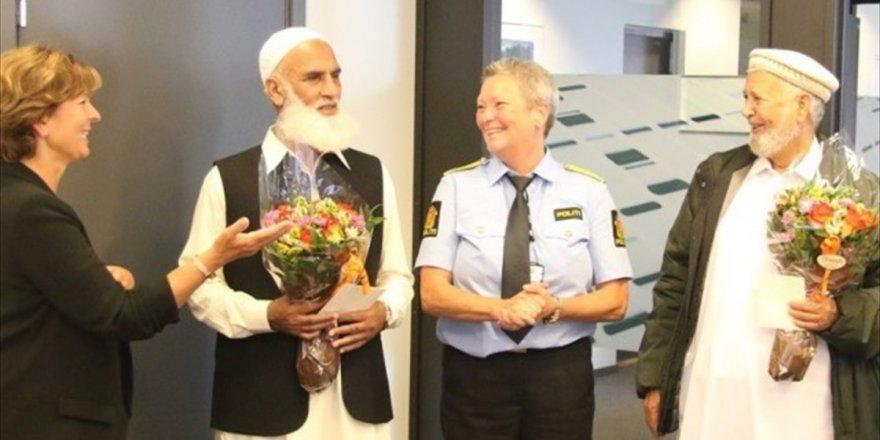 Norveç Polisinden Teşekkür