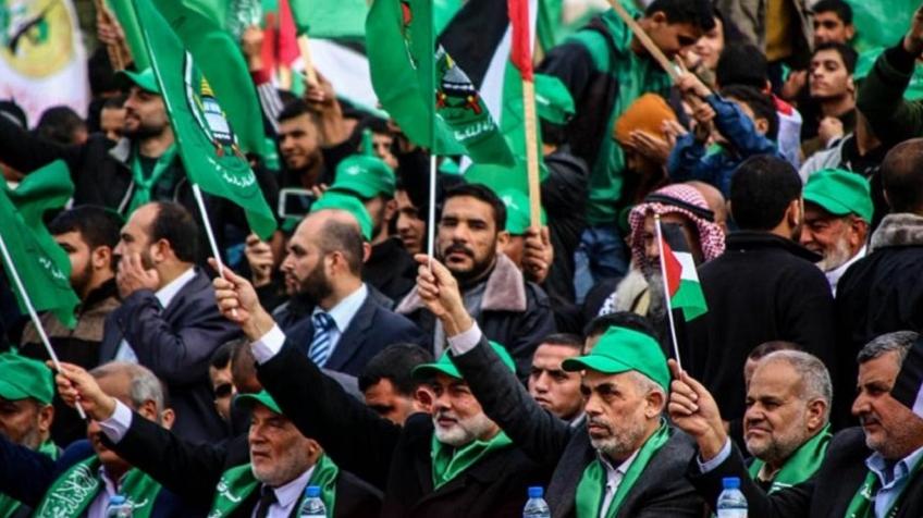 Flistin Direnişi  İsrail İHA'sı Düşürdü