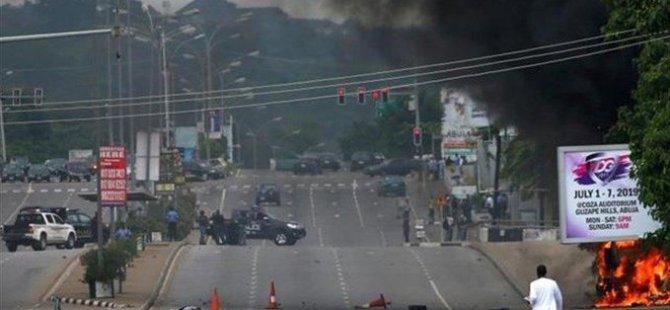 Nijerya'da Müslümanlara Saldırı
