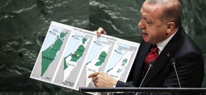Erdoğan'dan  Yüz Yılın Anlaşmasına Tepki