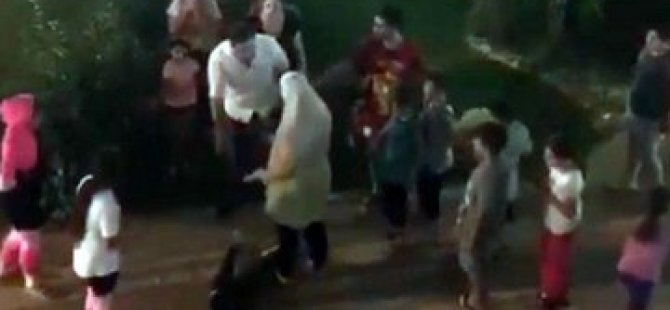 Mersin'de Küçük Çocuğa Vuran Kişi Gözaltında