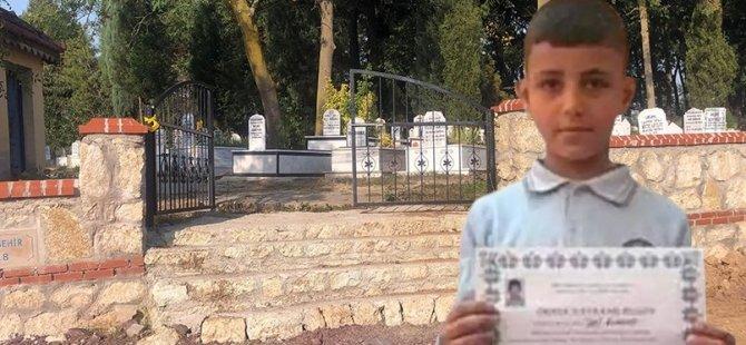 9 Yaşındaki Suriyeli Çocuğun Yürek Dağlayan Ölümü!